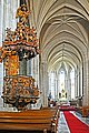 Romania-2372 - Inside St. Michaels Church (7794304916).jpg