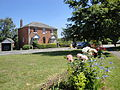 Rookley village green flower bed 2.JPG