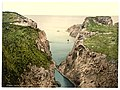 Rope Bridge, Carrick-a-Rede. County Antrim, Ireland LOC 4426684715.jpg