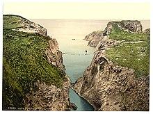 Carrick-a-Rede Rope Bridge - Wikipedia