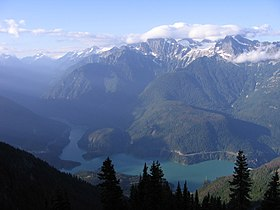 Image illustrative de l'article Ross Lake National Recreation Area