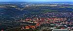 Rothenburg ob der Tauber an einem etwas trüben Februartag aus dem Gyrocopter fotografiert. 05.jpg