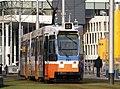 Rotterdam tram RET 741 pic1 Type ZGT-6 made by Düwag Düsseldorf.JPG