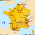 Route of the 1963 Tour de France.png