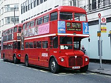 Routemaster RML2375 (JJD 375D), 6 March 2004.jpg