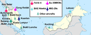 Royal Malaysian Air Force Bases