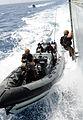 Royal Marine Boarding Teams Practice Hone Skills MOD 45151627.jpg