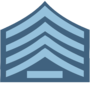 Royal Saudi Air Force -Sergeant First Class.png