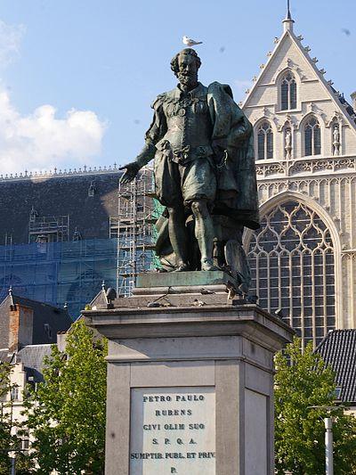 Rubens-Denkmal