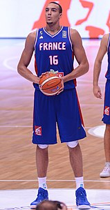 French basketball player