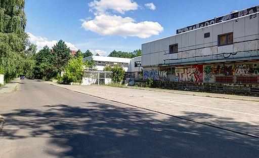 Rue Montesquieu Berlin-Wittenau