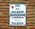 Rue de la Dalbade plaque.jpg