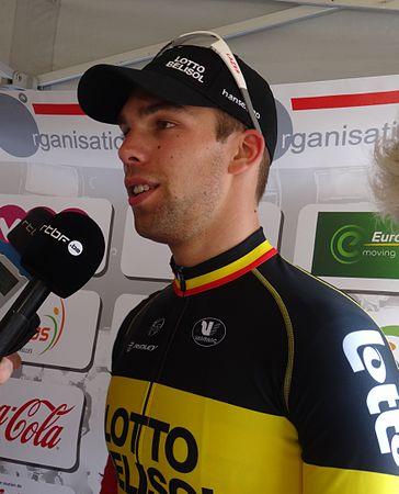 Rumillies (Tournai) - Tour de Wallonie, étape 1, 26 juillet 2014, arrivée (B37).JPG