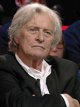 Rutger Hauer - Hauer in March 2018