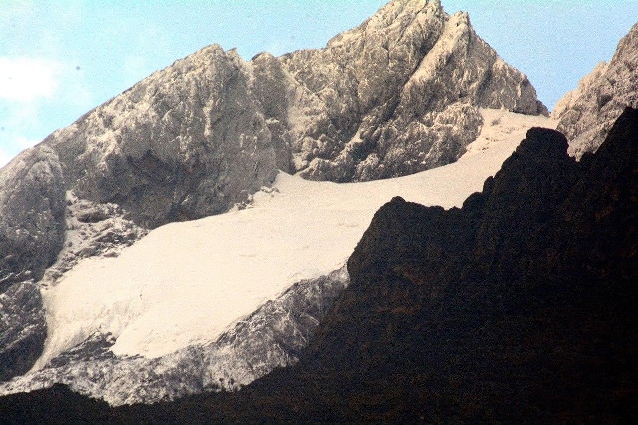 trekking sui monti rwenzori
