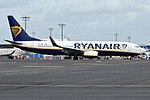 Ryanair, EI-GDF, Boeing 737-8AS (31399909498).jpg