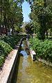 Séquia al jardí del Túria de València.JPG