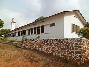 Accra Academy - S.S Sackey Block