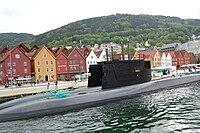 S304 Uthaug S305 Uredd Bergen 2009 2.JPG