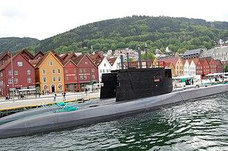 Ula-class submarine - Ula class submarine