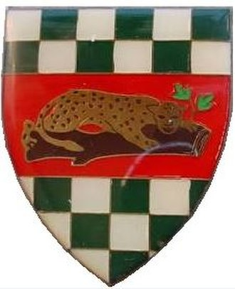 First City Regiment - SANDF First City Regiment emblem