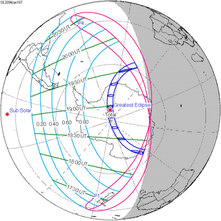 Solar eclipse of January 16, 2094