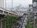 SLEX Skyway - Sucat toll plaza (South Superhighway, Muntinlupa)(2017-05-25).jpg