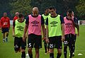 SM Caen vs UNFP, July 30th 2016 - Titulaires 1.jpg