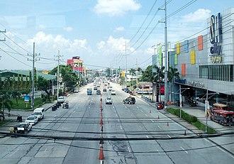 Taytay, Rizal - Image: SM City Taytay panoramio