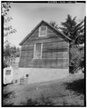 STABLE-WOODSHED, WEST SIDE - Daniel T. Bigelow House, 918 East Glass Avenue, Olympia, Thurston County, WA HABS WASH,34-OLYM,2-15.tif