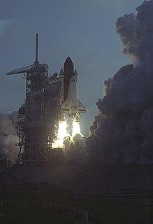 STS-39 human spaceflight