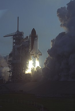 space shuttle landing distance - photo #15