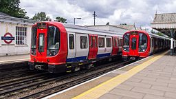 S Stock at Chalfont and Latimer by interbeat