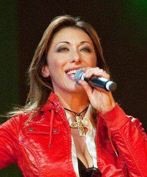 Sabrina Salerno - Image: Sabrina Salerno 30 October 2010