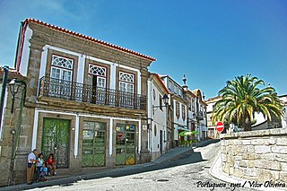 Sabrosa Municipality in Norte, Portugal
