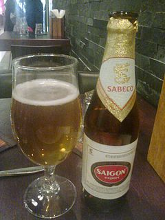 Sabeco Brewery company