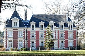Manoir du Grand-Feugueray.