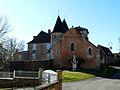 Saint-Jory-las-Bloux château et église.JPG