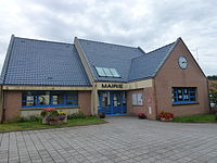 Saint-Tricat (Pas-de-Calais) mairie.JPG
