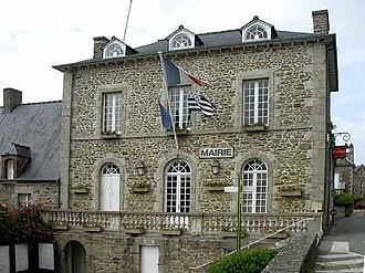 Saint-Briac-sur-Mer - The town hall of Saint-Briac-sur-Mer