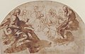 Saint John the Baptist, Saint Benedict, King David, and Other Seated Figures MET 1978.133.jpg