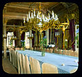 Saint Petersburg. Yelagin Palace interior of palace, dining room.jpg