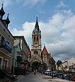 Saint Stanislaus church, Chortkiv 02.jpg