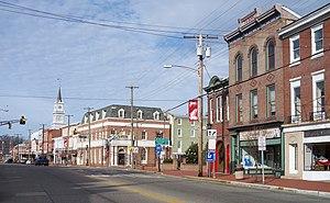 Salem, New Jersey - Image: Salem New Jersey