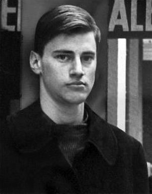 Theatre Genesis - Sam Shepard at the age of 20, when he was first produced at Theatre Genesis
