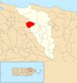 San Antón, Carolina, Puerto Rico locator map.png