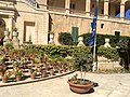 San Anton Palace elevated ground and its views 01.jpg