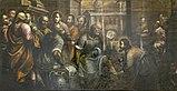 San Giacomo dall'Orio (Venice) - Lavanda dei piedi, (secolo XVI) di M. Colonna.jpg