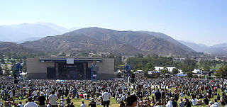 Glen Helen Amphitheater 65,000-capacity amphitheater located in the hills of Glen Helen Regional Park in San Bernardino, California, United States