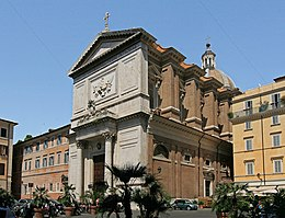 San Salvatore in Lauro Rome.jpg